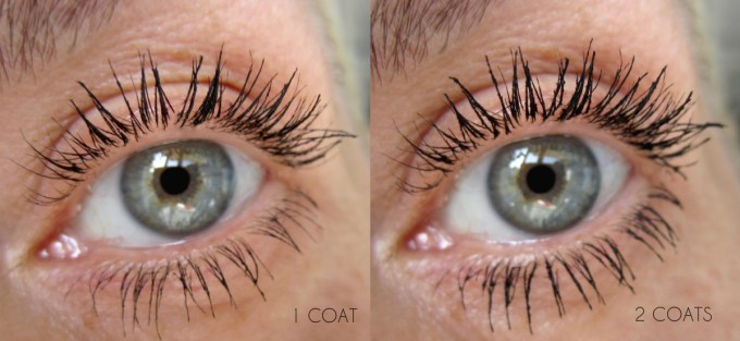 MAC Instacurl Lash mascara swatches new
