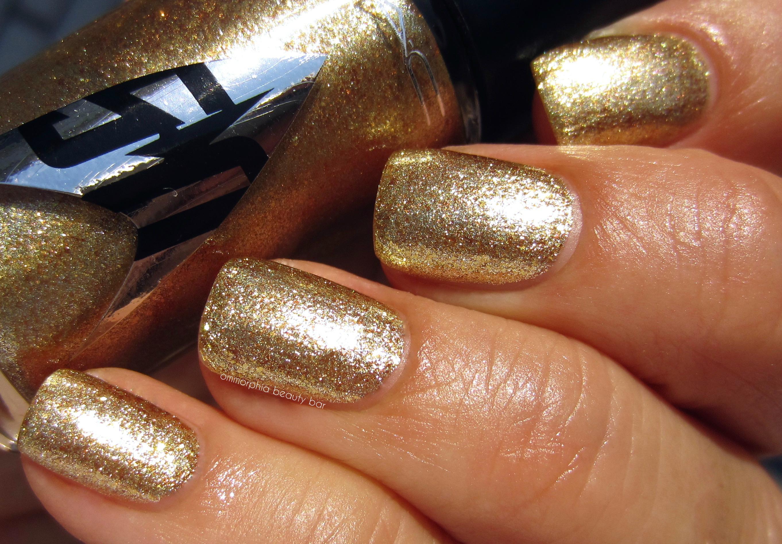 MAC x Star Trek Studio Nail Lacquer | ommorphia beauty bar