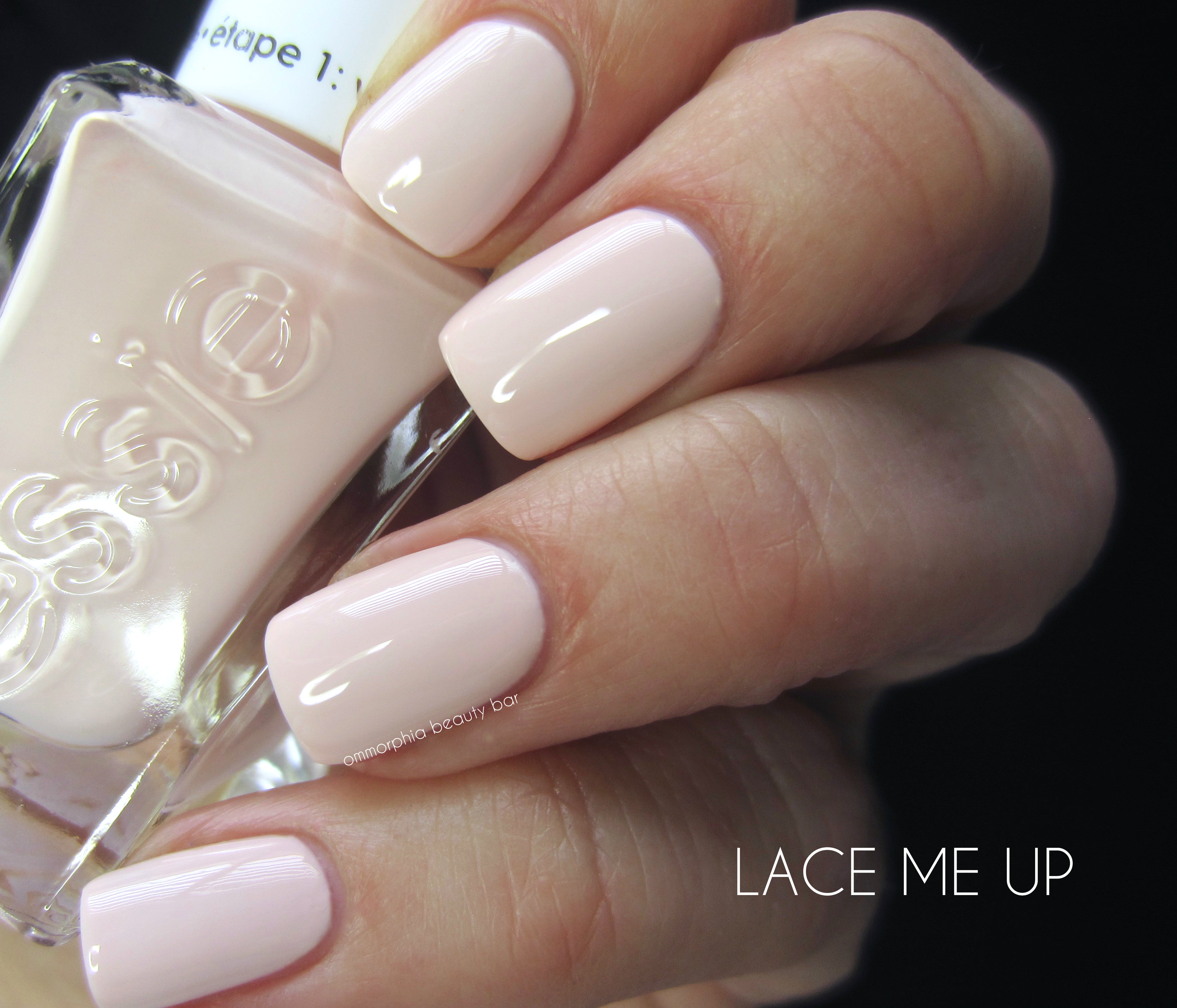 Essie Gel Couture · Ballet Nudes Collection | ommorphia ...