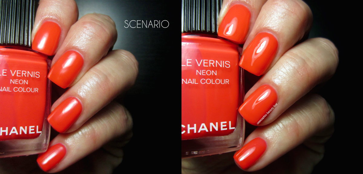 CHANEL · Le Vernis, Numéros Rouge Collection Libre 2017 | ommorphia ...