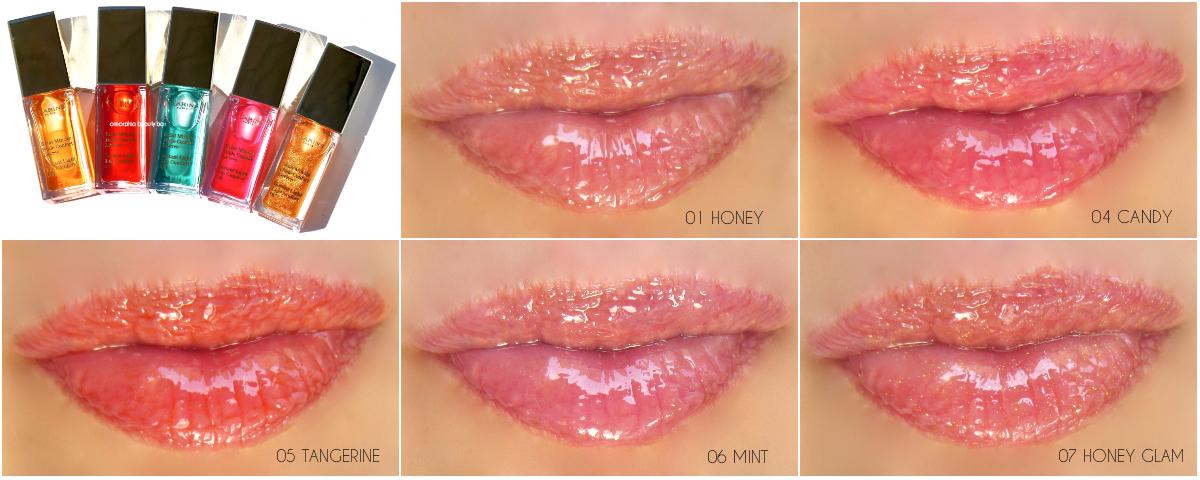 Clarins 183 Instant Light Lip Comfort Oil Ommorphia Beauty Bar