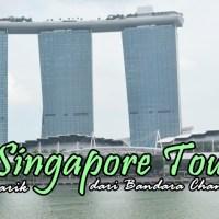 Transit Lama di Changi? Ikutan Free Singapore Tour, Aja!