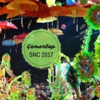 Paras Semarang di Gemerlap Semarang Night Carnival 2017