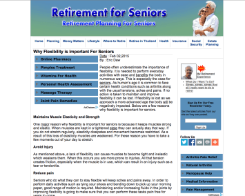 retirement-for-seniors