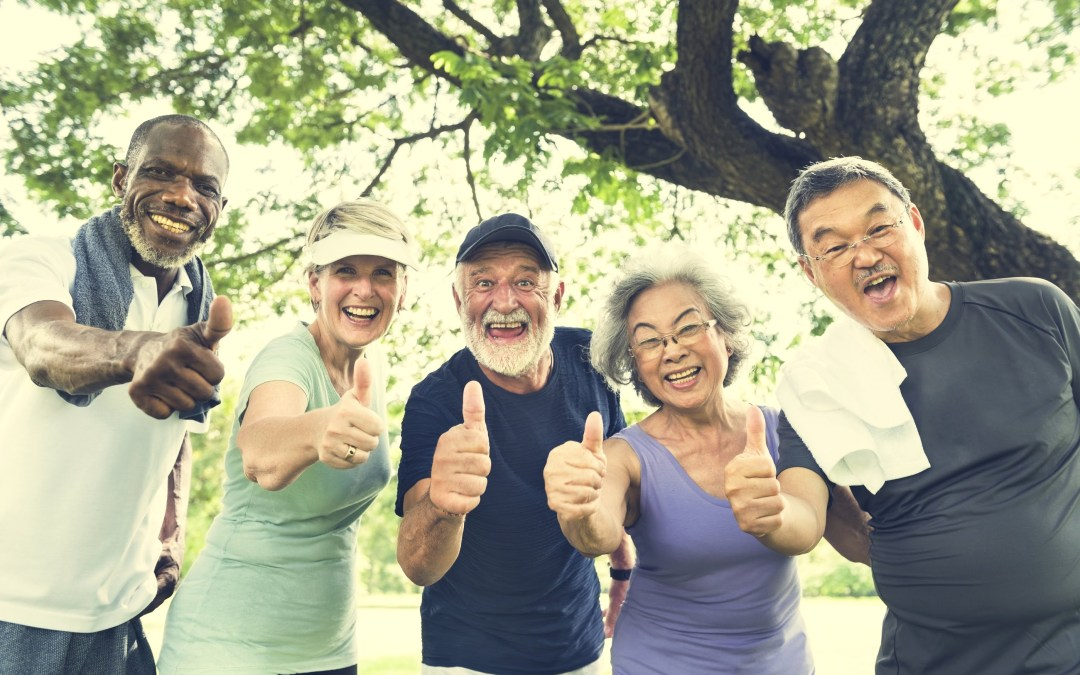 Hidden Benefits Of Senior Exercise Groups