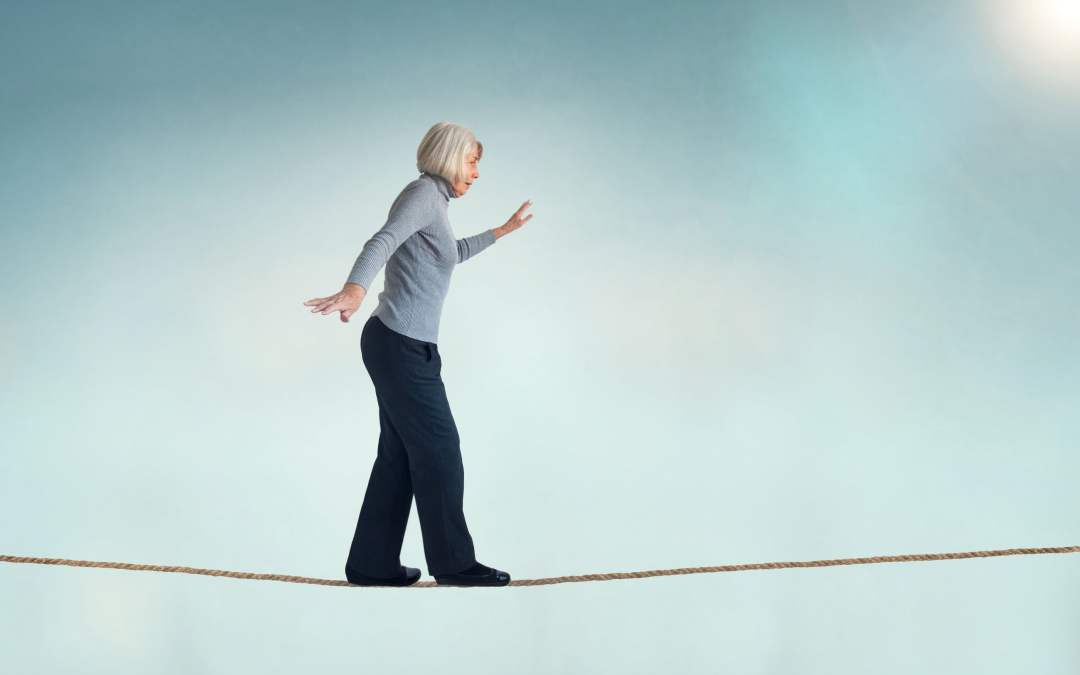 What Improving Balance Doesn't Have To Look Like