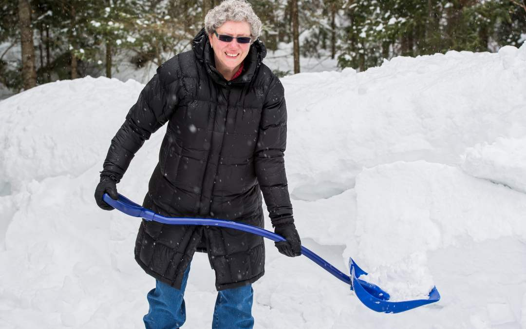 How Seniors Can Avoid Injury From Snow Shovelling