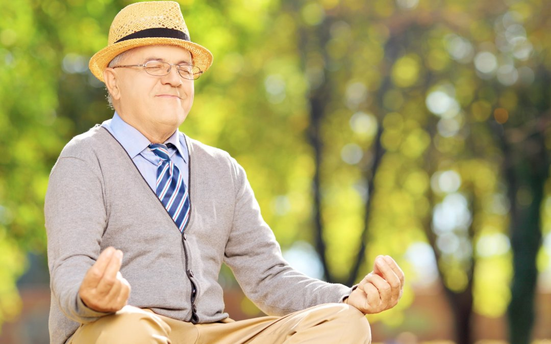 5 Reasons Why Caregivers and Seniors Should Practice Meditation and Yoga