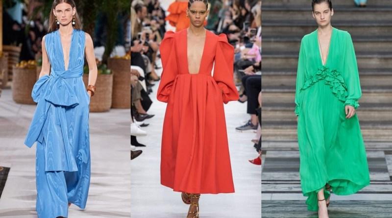 Цвета одежды 2020