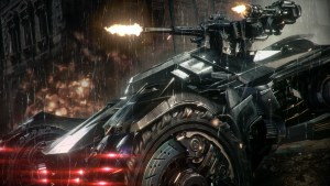 The New Batman Arkham Knight Gameplay Trailer is Gorgeous