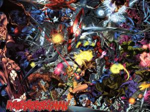 Marvel's Secret Wars event begins today