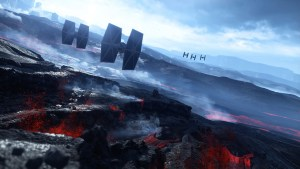 STAR WARS™ BATTLEFRONT™ – New screenshots of the creation of the planet Sullust