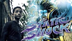 Jaden Smith Confirmed As Static Shock!?!