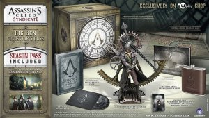 Assassin's Creed Syndicate's Four Special Editions