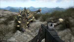 So what is…ARK: Survival Evolved