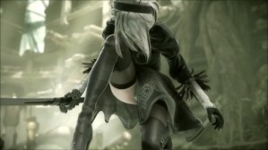 How In The World Did I Miss Nier: Automata? This Game Looks DOPE