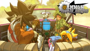 Cannon Busters Looks Like It's Going To Be A Really Cool Anime