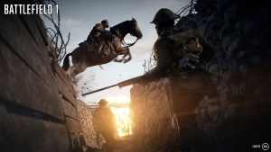 Battlefield 1 Is Clearly Out Here At #E3 To Put The COD Franchise To An Early Grave