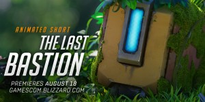 """NEW ANIMATED OVERWATCH SHORT INCOMING: """"THE LAST BASTION"""""""