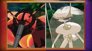 New Pokemon Sun & Moon Trailer Introduces UB-02 Absorption & UB-02 Beauty