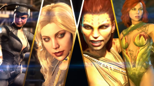 Cheetah, Catwoman, Black Canary and Poison Ivy All Join The Injustice 2 Roster In This All Girls Trailer