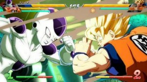 A New 2.5D Dragon Ball Fighter Developed by Arc System Works