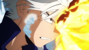My Hero Academia Season 2 Episode 25 – Todoroki vs. Bakugo Review