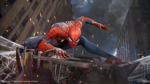 8 Minutes Of Marvel's Spider-Man (PS4) 2017 E3 Gameplay