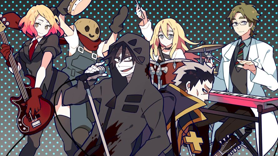 Angels of Death Episode 1 First Impression: An RPGMAKER Game