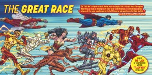 I'm Confused On The Official Top 10 Fastest DC Characters Ranking!