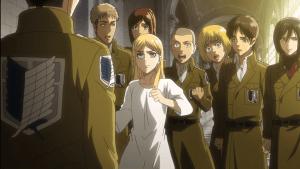 Attack on Titan Season 3 Episode 10 (47) – Friends: Review