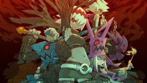 """Dragon Marked For Death – A 2D Side-Scrolling Action RPG Game With A Mega Man Zero"""" and """"Mega Man ZX Vibe!"""