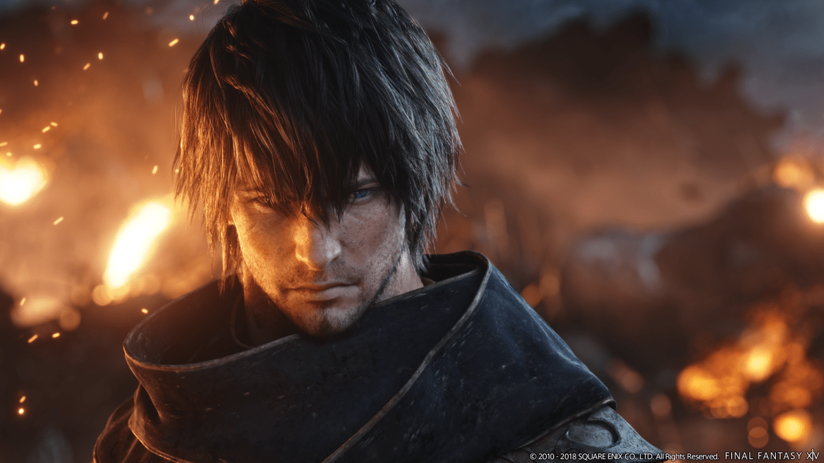 "FINAL FANTASY XIV: SHADOWBRINGERS Expansion Features ""Warrior of"