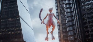 Detective Pikachu Really Busting Out Mewtwo??? OK, I See You!