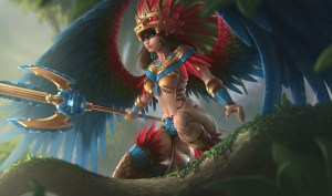 Ethereal: Clash Of Souls – A New & Ambitious MOBA That Promises Flying/Wall Running!
