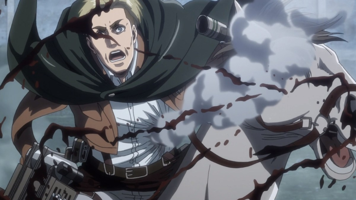 Attack on Titan Season 3 Episode 53: Perfect Game Review