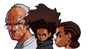 The Boondocks Shows Off New Design For Season 5 & Premiering In Fall 2020 With A 50-minute Special Episode!