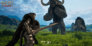 I'm Kinda Wary Of ODIN: Valhalla Rising – The Impressive Looking Unreal Engine 4 MMORPG Mobile Game!