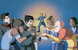 This Aang vs Korra Discussion Is Futile! There's A Clear Winner Here & It's Undeniable!