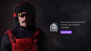 Dr. Disrespect Finally Talks! Adds Fuel To The Mystery Of The Twitch Ban!