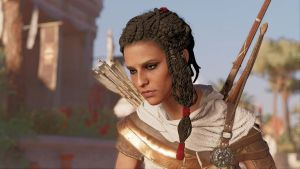 Assassin's Creed Origins: Aya & Cleopatra VA's Speak Up About Their Characters Being Diminished!