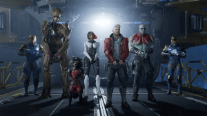 SQUARE ENIX'S Guardians Of The Galaxy Actually Looks Fun!