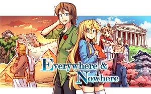 Everywhere & Nowhere Webtoon First Impression!