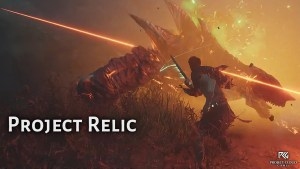 Project Relic: A Multiplayer Action Game, Developed By Project Cloud Games!