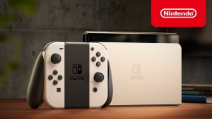 Nintendo Switch (OLED model) Has Been Revealed!