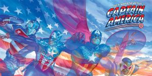 Steve Rogers No Longer Believes In The American Dream In The United States Of Captain America Issue 1….And?