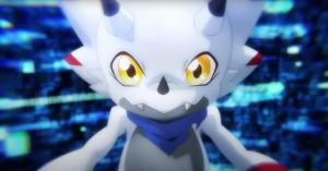 DIGIMON GHOST GAME Anime Gets Its First Trailer