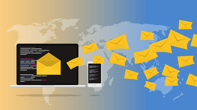 create and send email marketing campaign