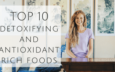 Top 10 Detoxifying Foods