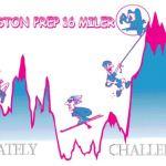 Derry 16 miler, running